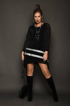 Diagonal tunic